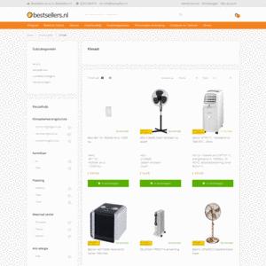airconditioner folder aanbiedingen per categorie in lemmer