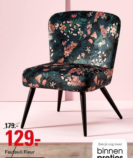 fauteuil folder aanbieding bij Karwei details