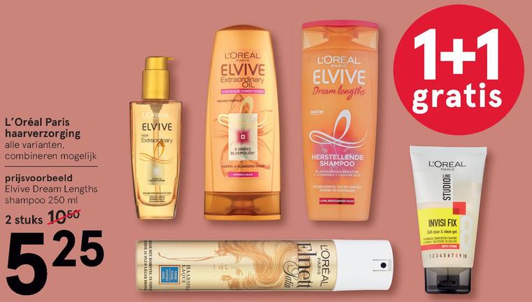 Studio Line   haarverzorging, shampoo folder aanbieding bij  Etos - details