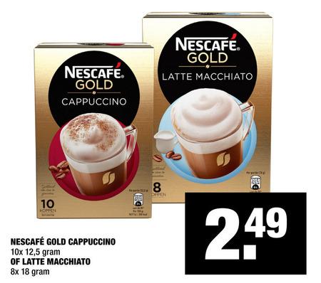 Nescafe   oploskoffie folder aanbieding bij  BigBazar - details