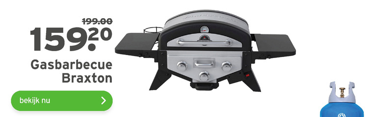 Campingaz gasbarbecue folder aanbieding bij Gamma details