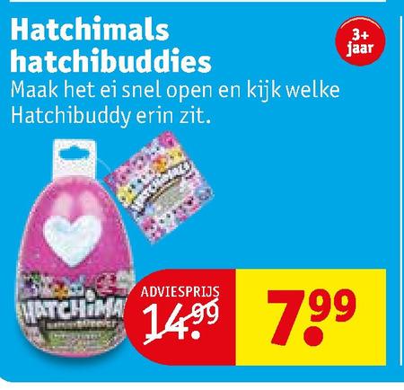 Hatchimals Poppetjes Folder Aanbieding Bij Kruidvat Details