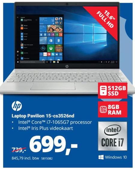 HP   notebook folder aanbieding bij  OfficeCentre - details
