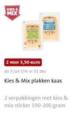 Jumbo Huismerk   kaasplakken folder aanbieding bij  Jumbo - details