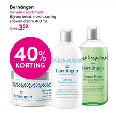barnangen bodylotion douchegel 1 5 40 99 400 barn assortiment nordic caring shower cream ml sauna relax bath gel founded protecting moisture serum modul and all re body ball corps beauty cold indulge you stockholm