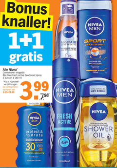 nivea dagcreme gezichtsverzorging deodorant reinigingsdoekjes douchegel zonnebrandolie douche olie nachtcreme gezichtsreiniging 1 2 30 55 150 contains knaller natural origin men sport skin breathe fresh effect water eau shower gel body face hair minerals 250ml combineren active spray bussen ml voordeel vari oil new design sun huile verzorgende doucheolie aluminium protect bescherming protection oils uva wa hoog haute formule les sensation fraicheur fris gevoel resistant 200ml 150ml