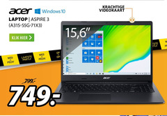 acer notebook 3 10 videokaart windows laptop aspire 15 6 klik explore weg movies tv game pech groove to am
