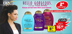 ogx conditioner shampoo 2 25 825 00 hello gorgeous beauty and indulge your senses assortiment halve combinaties collagen ml oil argan morocco stuks rit laminaat stuk 2e combinatie