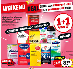 supradyn bach rescue melatomatine suprad iberolax kruidvat huismerk roter ymea nytol priorin a vogel wapiti gravitamon salus sleepzz swisse dagravit leef vitaal davitamon silidyn gummies floradix centrum lucovitaal amiset blasecare becel alle merken bional optimax valdispert multivitaminen vitamines voedingssupplement 1 2 17 19 30 400 1000 2020 weekend deal vrijdag vitaminen mineralen supplementen stress moments assortiment geneesmiddelen combinaties echinaforce berry vloeibaar ijzer elixir vitamine mg rode gist lees overgang monaci stuks rijst one day