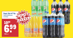 sisi 7-up pepsi frisdrank cola 6 7 zoo up folie petflessen 1 5 liter sis sinas