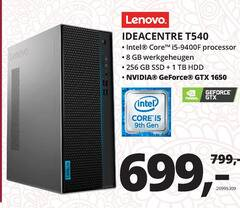 lenovo notebook 1 8 256 1650 ideacentre intel core processor gb werkgeheugen ssd hdd nvidia geforce gtx lenor to