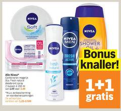 nivea douchegel gezichtsverzorging gezichtsreiniging dagcreme reinigingsdoekjes deodorant 1 2 3 150 soft men lingettes douceur shower fresh active knaller natural combineren spray bussen ml zonbescherming vari protection