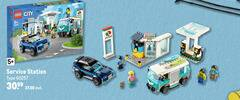 lego city 5 ocean action service station