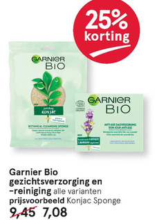 25 100 garnier bio eco cosmos organic polishing crown asian highlands botanical cleansing sponge deeply cleanses and gently skin natural before use all types sensitive anti visage dagverzorging jour ge biologische olie lavendel huile essentielle lavandin new revitaliserende r gevoelige tous peaux gezichtsverzorging reiniging 9 45 7