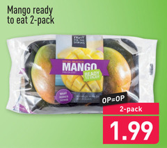 mango 2 ready to pack fruit for senses selection fris zoet enjoy sense