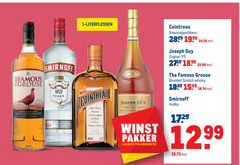1 5 1549 literflessen cointreau sinaasappellikeur joseph guy cognac vs smirnoff famous grouse blended scotch whisky vodka boot and for round scotland naturelle tin times ford shoot winst